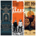 Episode 208: W.B. Walker's Old Soul Radio Show Podcast (Buffalo Gospel, The Tillers, & Lost Dog Street Band)